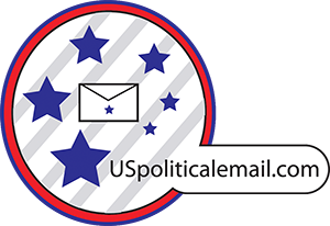 US political email